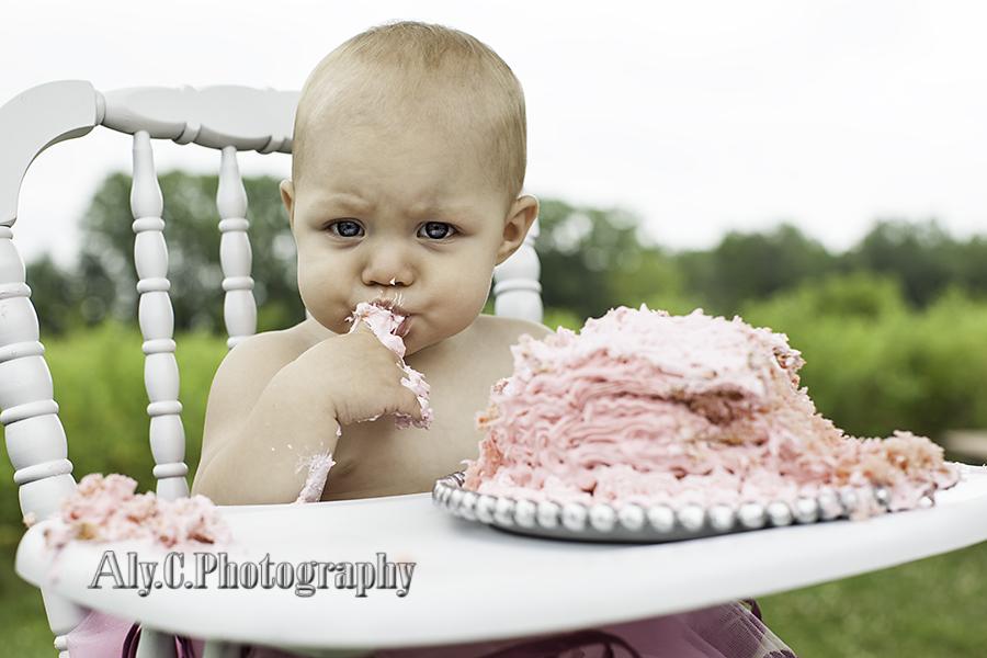 1yr cake smash