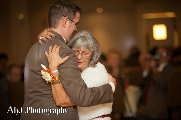 dance wth mom
