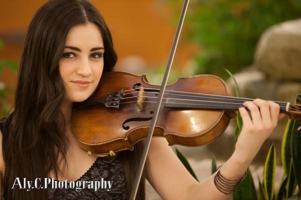 violin seniors